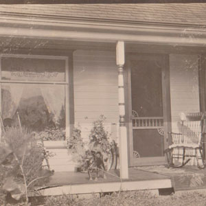c b sackett home