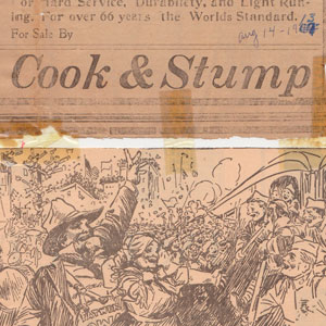 Cook and Stump