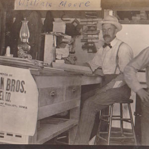 William Moore Brenton Bros Lumber Co